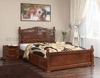 """Кровать """"Карина-14"""" орех"""