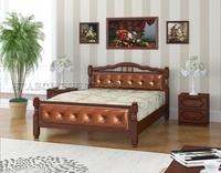 """Кровать """"Карина-11"""" орех"""