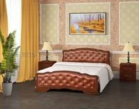 """Кровать """"Карина-10"""" орех"""